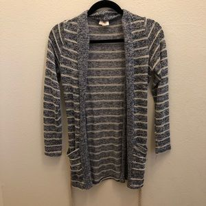 Francesca's Cardigan with Rope Tie